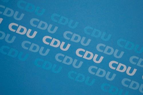 Warnungen vor Personaldebatte auf dem CDU-Parteitag