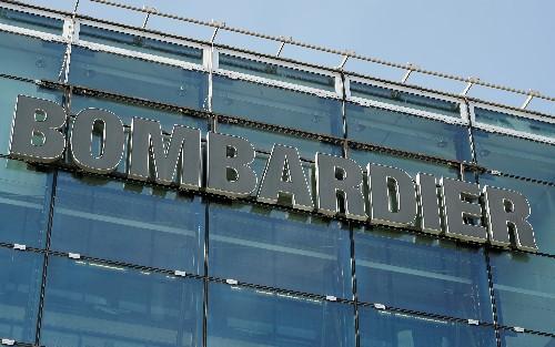 Bombardier abaisse ses prévisions pour l'année et le 1er trimestre