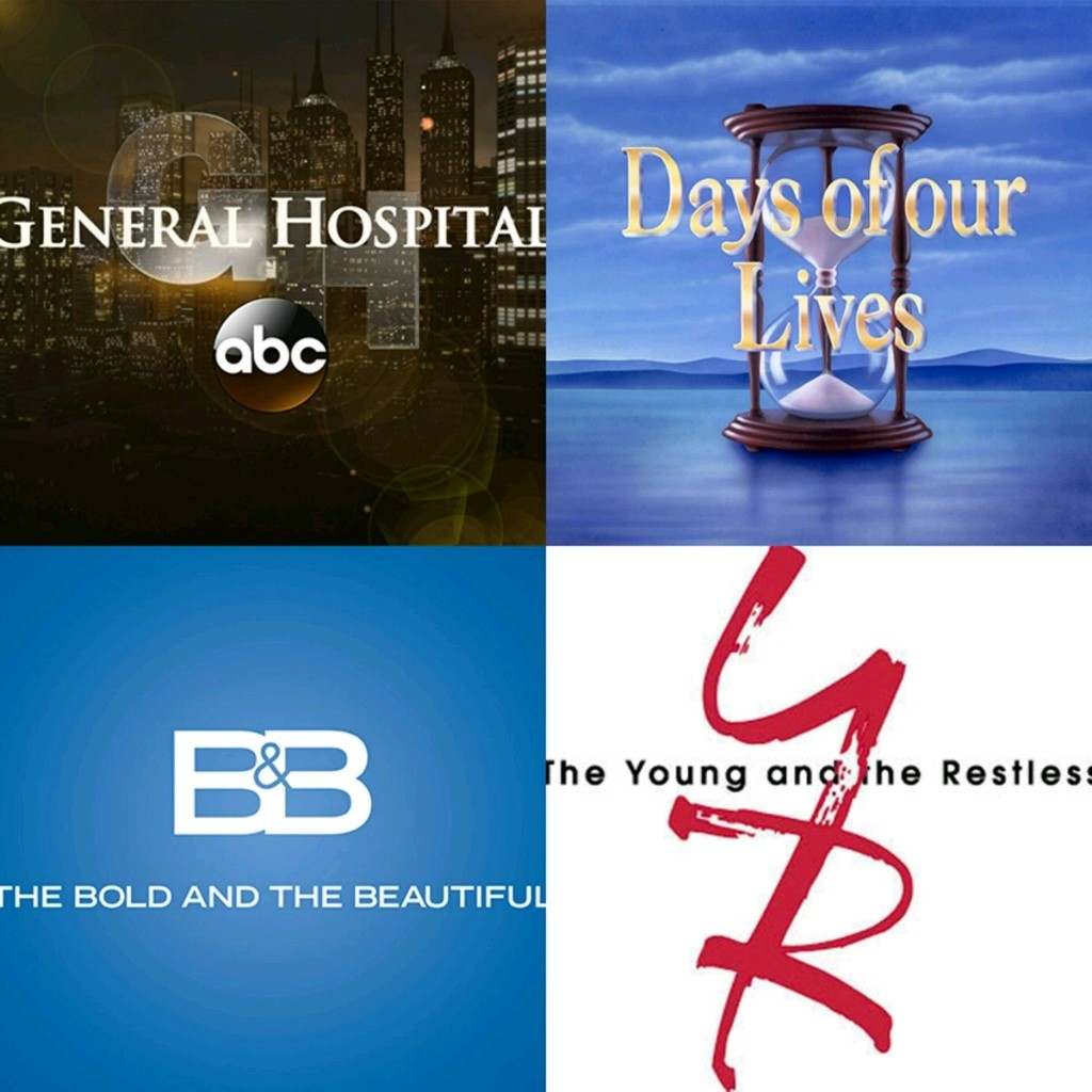 Daytime Soap       Opera News  &   Recaps cover image