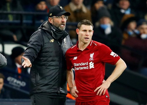 Soccer: Red-card reunion: Milner sent off by his own former PE teacher