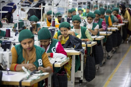 Bangladesh garment makers say $3B in orders lost to virus