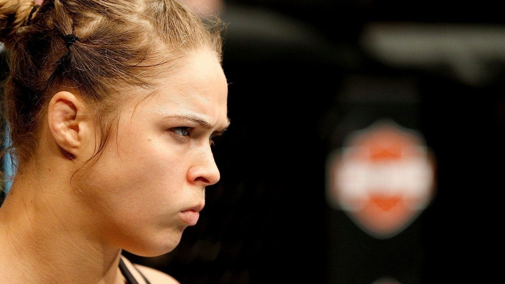 Ronda Rousey doesn't want to fight into 30s, says career 'unfinished'