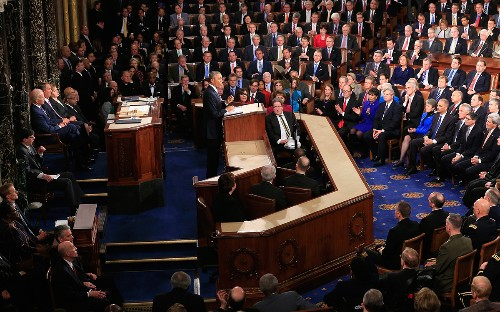 The Week in Review: State of the Union Is 'Strong'