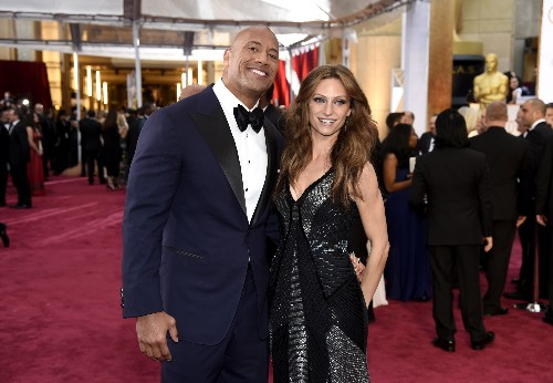 The Rock announces wedding on Instagram