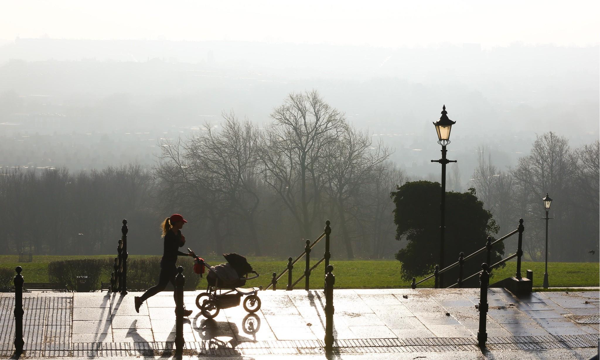 Air pollution crisis 'plagues' UK, finds UN human rights expert