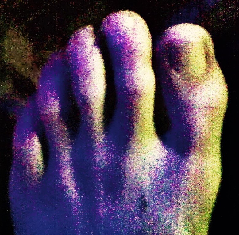 These beautiful stinky smelly sweaty feet that I love & worship belong to My Master Joseph LZ Smith.