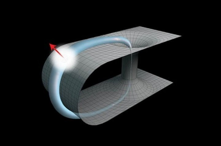 Physicists prove time travel possible by sending particles of light into the past