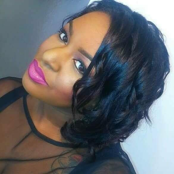 #IStayPromotingOthers Fierce #DallasTx #MakeUp #Artist Ms. Deborah Moore! Follow her on #Instagram @ #BeautyWerk_01 Follow her on #Facebook @ her a #call @ (469)371-2747 to make an #appointment with her!