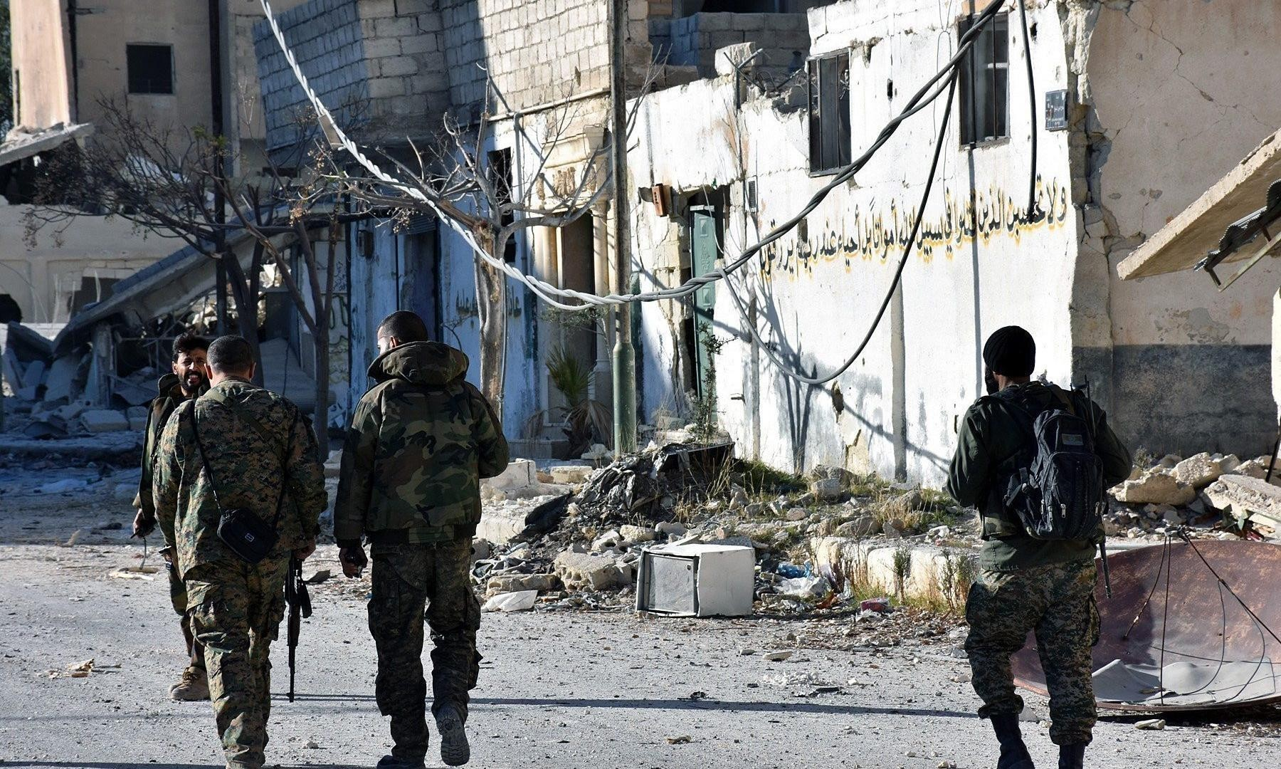 Syrian rebel forces in Aleppo suffer 'biggest defeat since 2012'