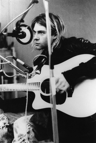 Kurt Cobain: A Look Back in Pictures