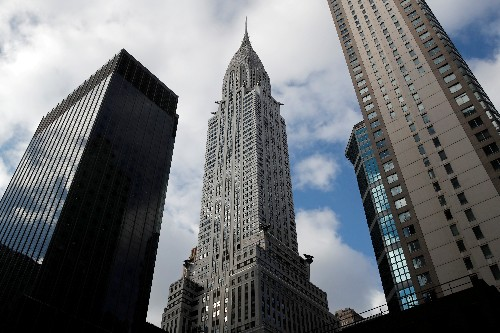 Austria's Signa, RFR Holding buy New York's Chrysler Building