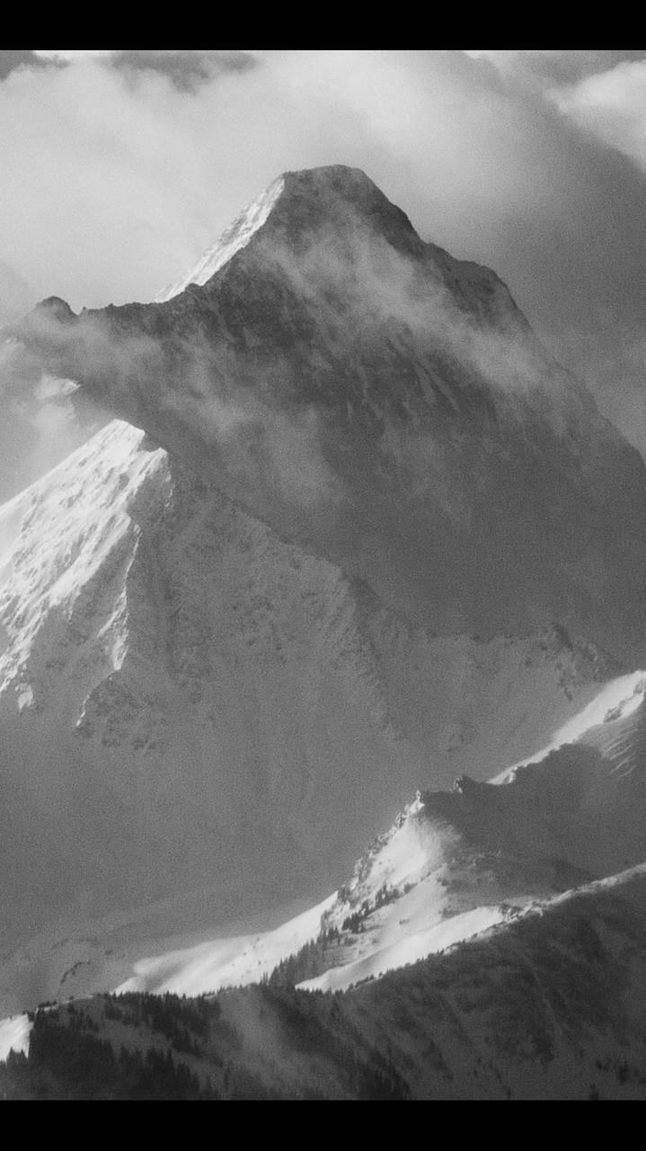 North Face of Capital Peak