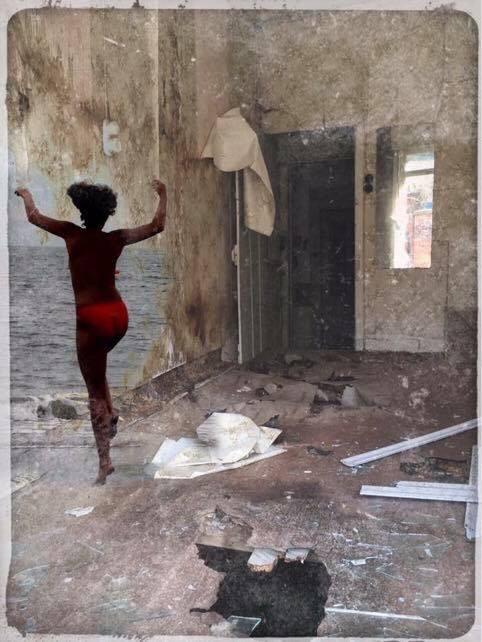 Travel Metaphor of Life - Curator Nettie Edwards