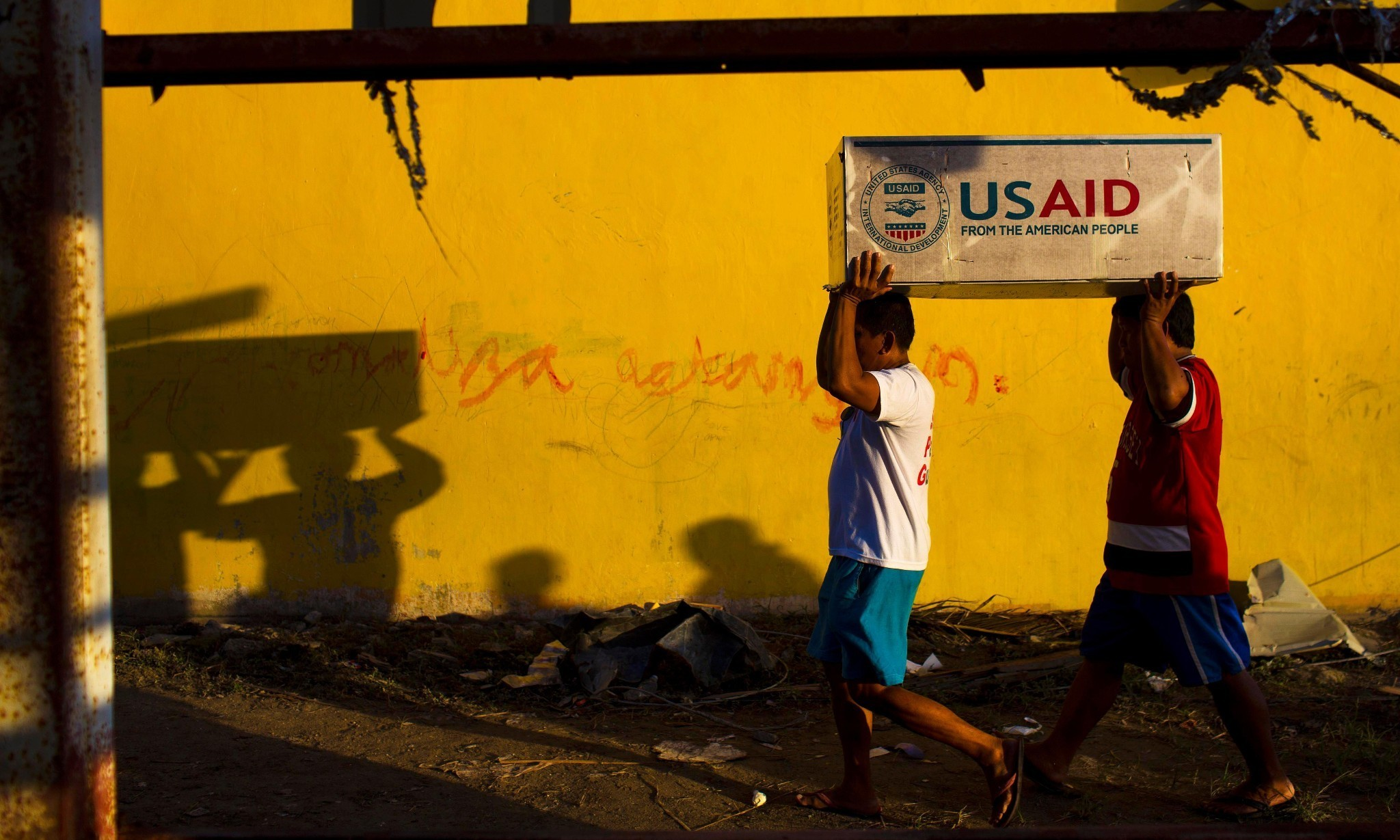 White House confirms 'dramatic' cuts proposed to US foreign aid budget