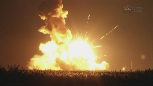 NASA rocket's explosion: What happened?