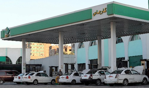 As petrol prices rise, more Egyptians convert to dual-fuel vehicles