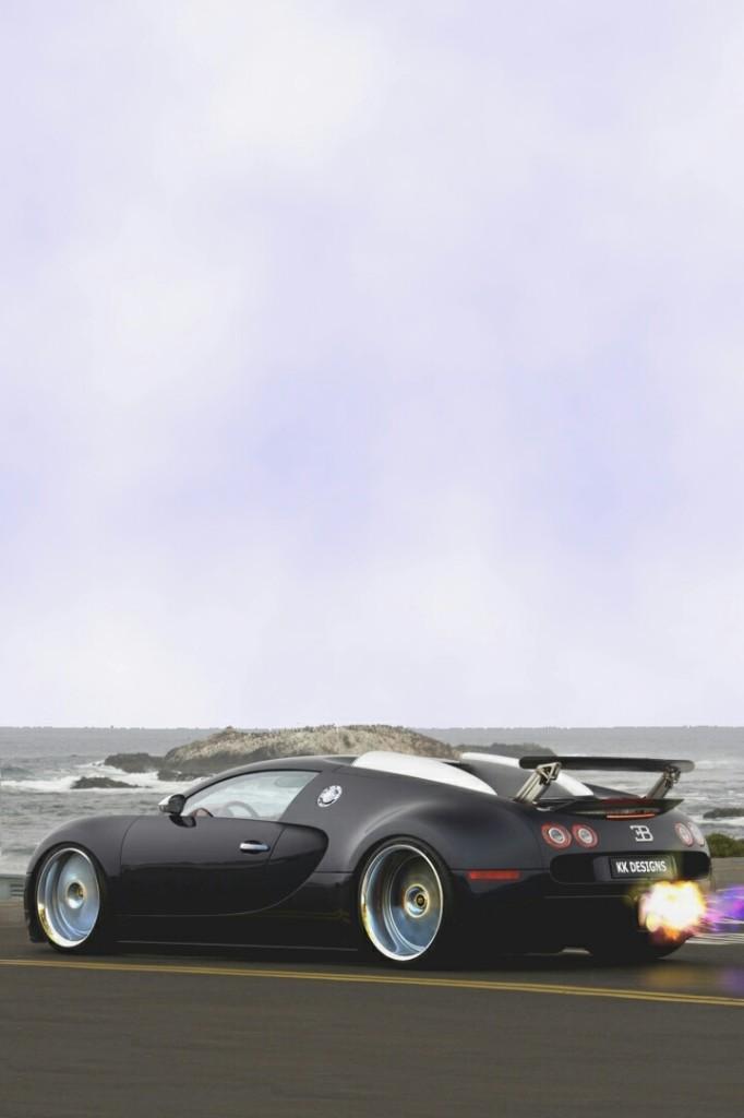 Bugatti - Magazine cover