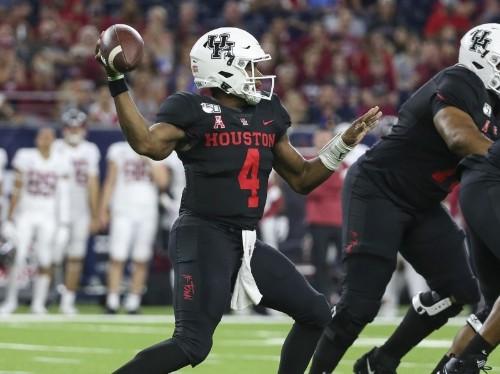 Houston QB King leaning toward leaving program