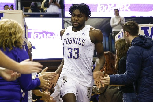 No. 25 Washington has little trouble with Maine