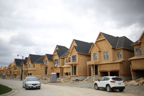 Low rates to underpin, not revive, Canada's housing market: Reuters poll
