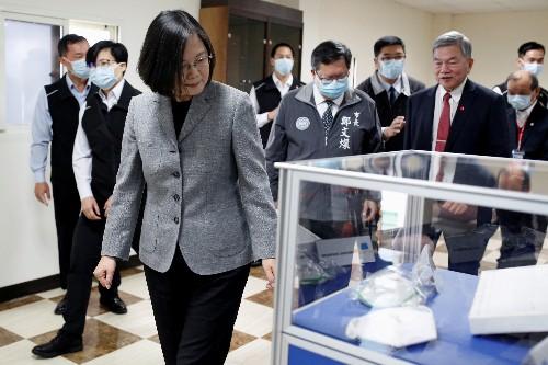 Taiwan says WHO not sharing coronavirus information it provides, pressing complaints
