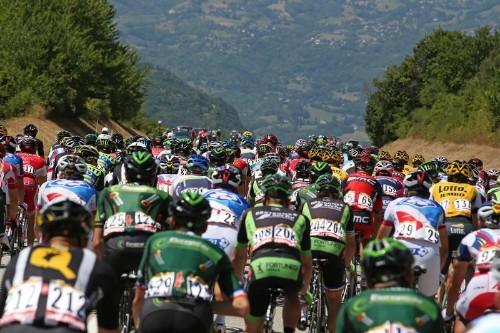Fernando Gaviria remporte la première étape du Tour du Guangxi
