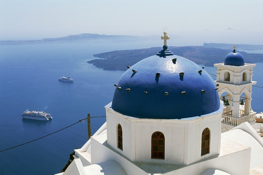 Santorini for first-timers