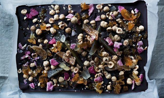 Nigel Slater's hazelnut recipes