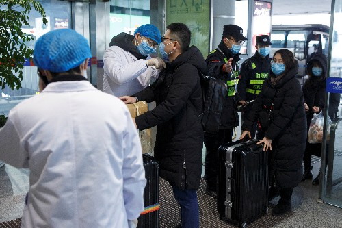 China virus deaths rise to 80 as Hong Kong bans visitors from worst-hit province