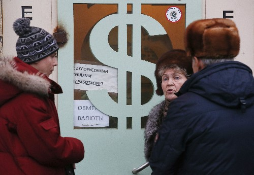 Russian central bank lowers U.S. dollars share in reserves due to possible risks