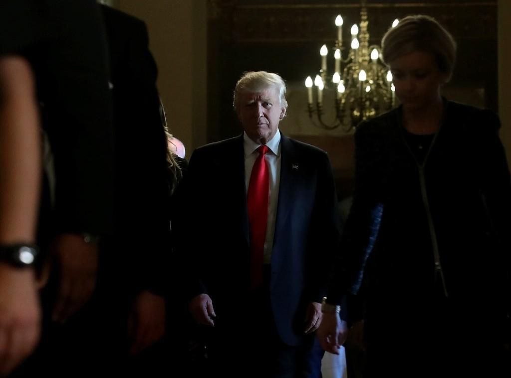 President Donald Trump - Magazine cover