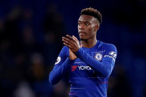 Hudson-Odoi extends Chelsea contract until 2024