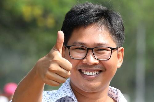 Bundesregierung begrüßt Freilassung von Reuters-Reportern in Myanmar