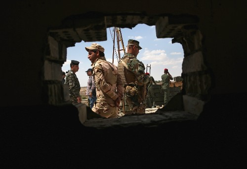 THE SELECTS: More From the Battlefield in Iraq