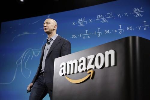 U.S. senators ask Amazon CEO if 'Amazon's Choice' deceives consumers