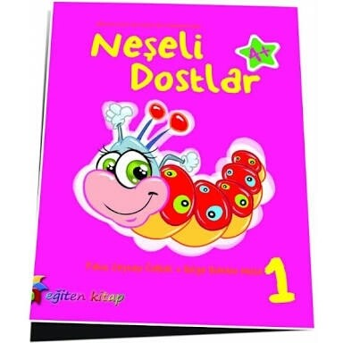 Neşeli Dostlar - Magazine cover