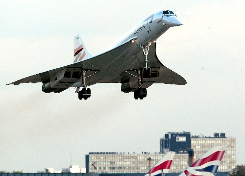 FAA moves to support growth of civil supersonic air industry