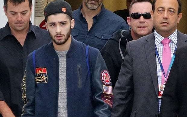 Zayn Malik leaves One Direction, announcing that he wants to be 'a normal 22-year-old'