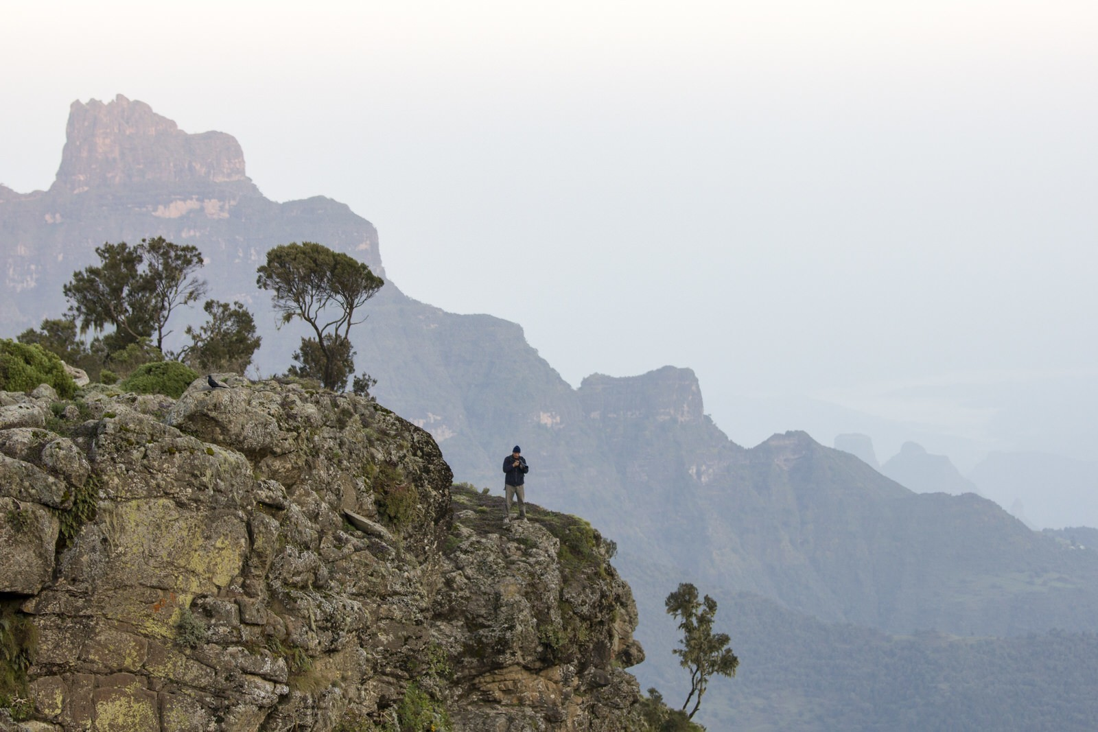 Trekking Ethiopia's Simien Mountains