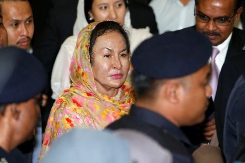 Wife of former Malaysian PM Najib Razak arrested by anti-graft agency