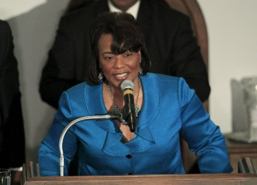 Martin Luther King Jr.'s daughter says U.S. voter suppression is alive and well