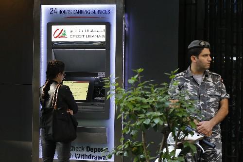 Fear, turmoil in Lebanon as its financial crisis worsens