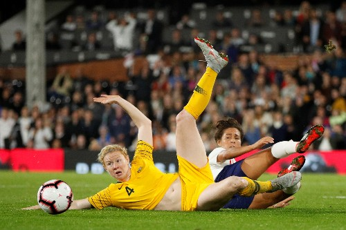Polkinghorne out, 16-year-old Fowler an option for Matildas