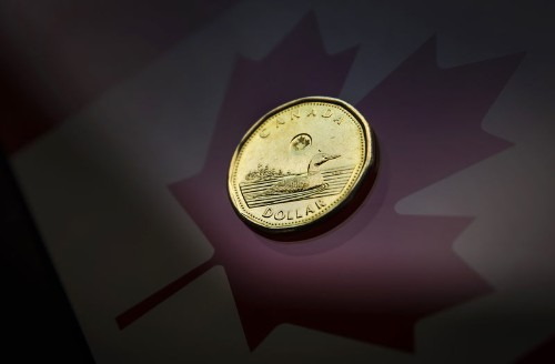 Canadian dollar notches nine-day high as global investors grow optimistic