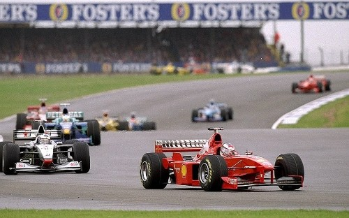 F1 conspiracies which actually happened ...