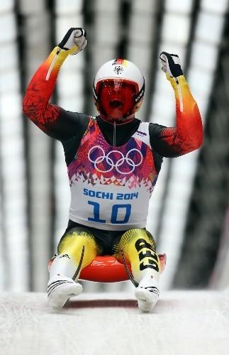 The Sochi Winter Games