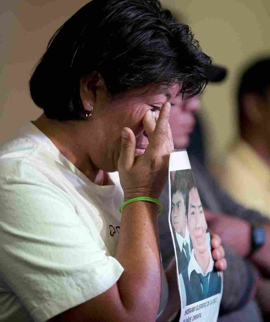 Mexico Officially Declares 43 Missing Students Dead