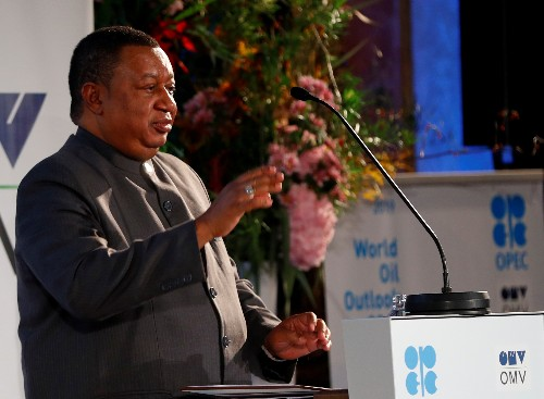 OPEC Secretary General says U.S.-China trade deal would remove 'dark cloud' on oil market