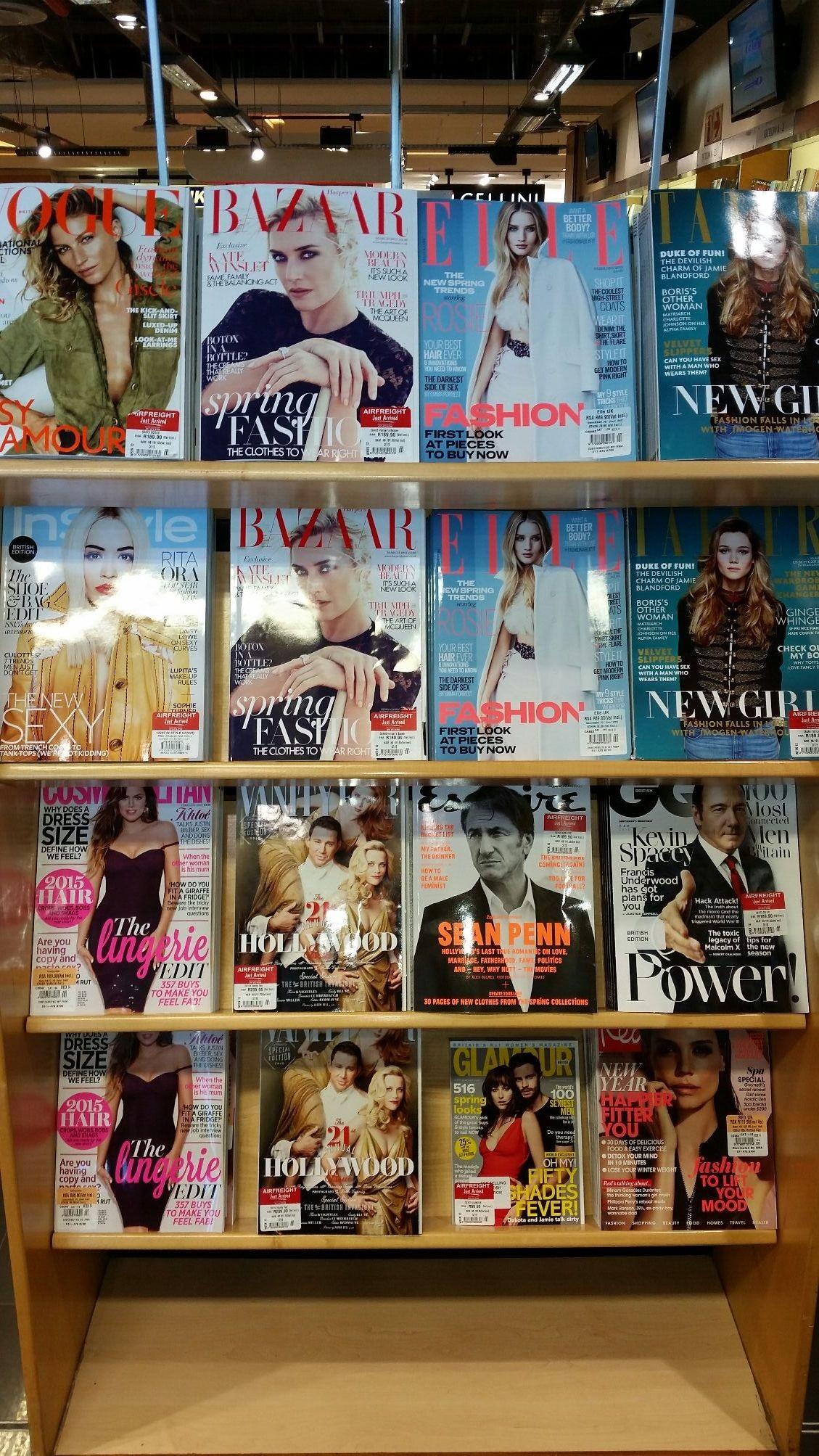 The Magazine Stand