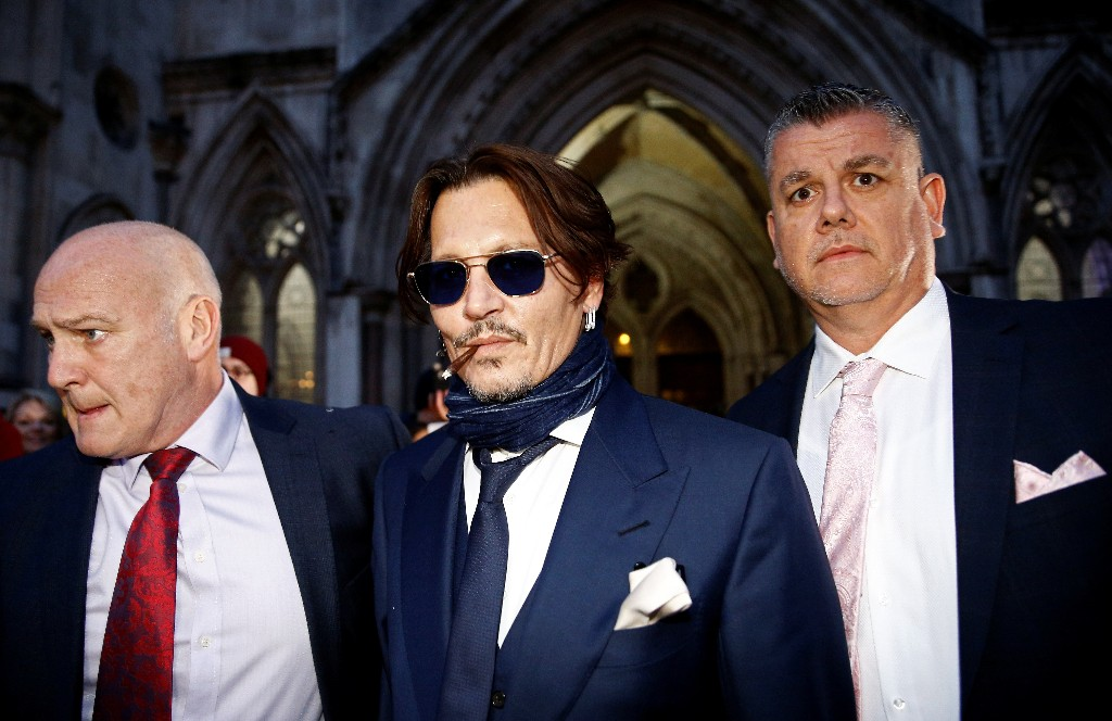 Actor Depp accuses ex-wife of lying in libel action against UK tabloid
